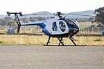 Aeropower (VH-HVO) McDonnell Douglas MD369E at Wagga Wagga Airport.jpg