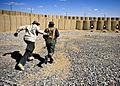 Afghan National Policemen receive Coalition-led training DVIDS361644.jpg