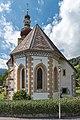 Afritz Pfarrkirche hl Nikolaus gotischer Chorschluss 31072015 6372.jpg