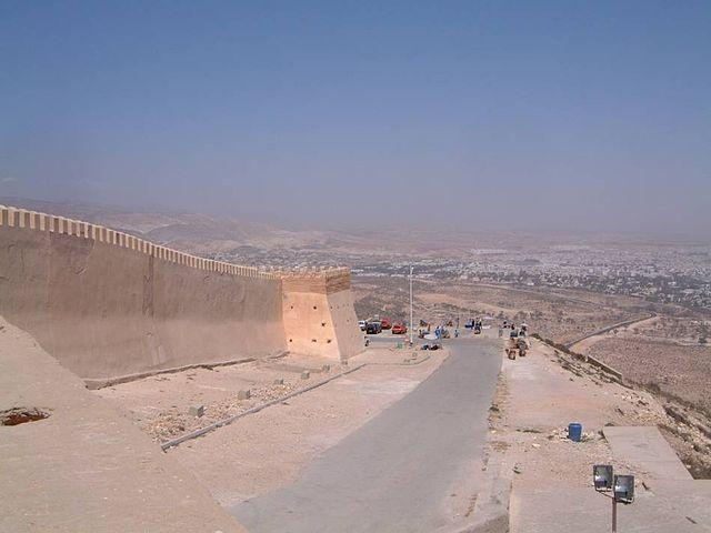 Best View in Agadir - Agadir Kasbah