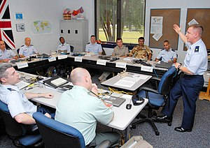 Air Command and Staff College trains strategic leaders at Maxwell AFB Alabama