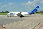 Air Transat, Airbus A330-243, C-GTSZ (19236861435).jpg