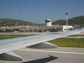 Image illustrative de l'article Aéroport de Samos