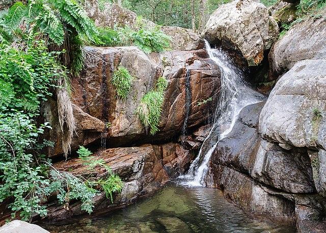 Водопады Aïtone
