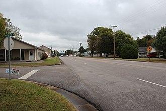 Cedar Bluff, Alabama - Weiss Lake Drive
