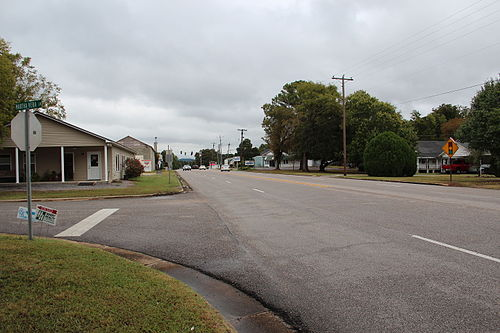 Cedar Bluff mailbbox