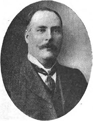 North West Staffordshire by-election, 1907 - Albert Stanley