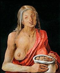 Albrecht Dürer: Avarice