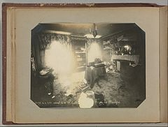 Album of Paris Crime Scenes - Attributed to Alphonse Bertillon. DP263662.jpg