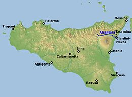Mappa del fiume