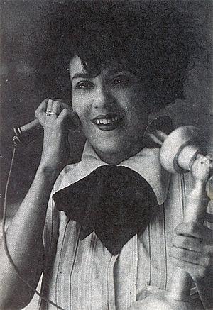 Alda Garrido - Alda Garrido (1920)