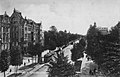 Aleje Ujazdowskie w Warszawie przed 1916.jpg