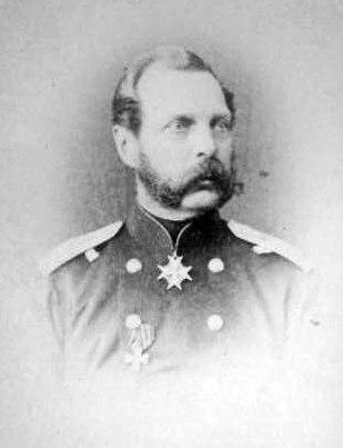 Alexander II S L Levitsky