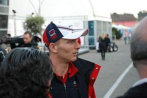 Alexandre Prémat - Prémat in 2008