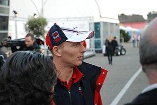 Alexandre Prémat French racing driver