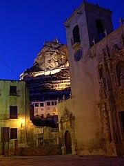Alicante Castle 2005-03-07 19-27.JPG