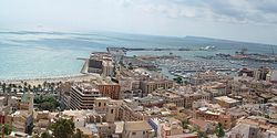 Alicante Spain The City and the sea.jpg