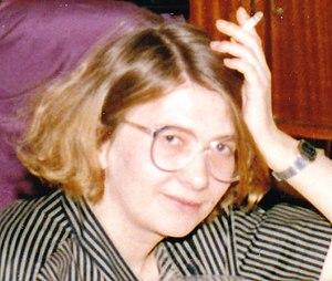 Alina Cała - Alina Cała in 1990.