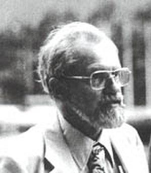 Robertson Panel - Robertson Panel consultant J. Allen Hynek