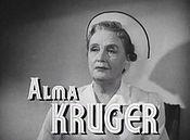 Alma Kruger en la New Assistant-trailer.jpg de Dr. Gillespie