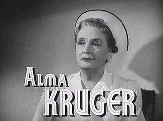 Alma Kruger - in the trailer of Dr. Gillespie's New Assistant (1942)