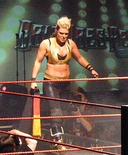Alpha Female German professional wrestler