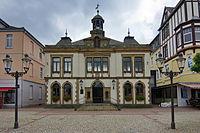 Altes Rathaus von 1827 am Marktplatz in Peine IMG 2551.jpg