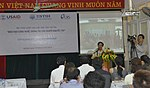 Alumni of IT Training Program for Person with Disabilities gather to share experience (14299419819).jpg