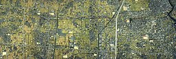 Ama city center area Aerial photograph.1987.jpg