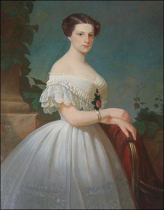 Amalie Adlerberg - Amalie Adlerberg (1865)