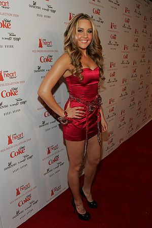 Amanda Bynes - Amanda at The Heart Truth's Red Dress Collection fashion show in 2009