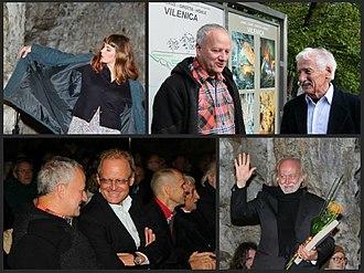 Vilenica International Literary Festival - Photographs from the 2014 edition of Vilenica International Literary Festival