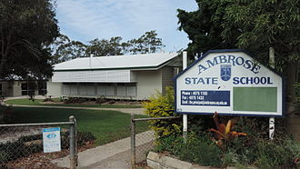 Ambrose, Queensland - Ambrose State School