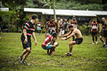 Americans and Fijians play rugby during Pacific Partnership 2015 150609-N-TQ272-363.jpg