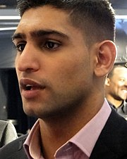 Image illustrative de l'article Amir Khan (boxe anglaise)