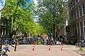 Amsterdam - Grimburgwal - View NNE on Oudezijds Achterburgwal.jpg