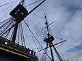 Amsterdam Scheepvaartmuseum boat.jpg