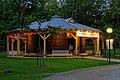 An einem Sommerabend im Kurpark Bad Mergentheim. 01.jpg