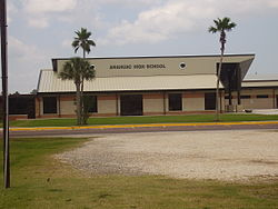 Anahuac High School