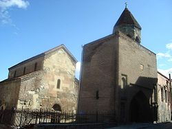 Anchiskhati Church, Tbilisi.JPG