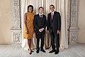 Anders Fogh Rasmussen with Obamas.jpg