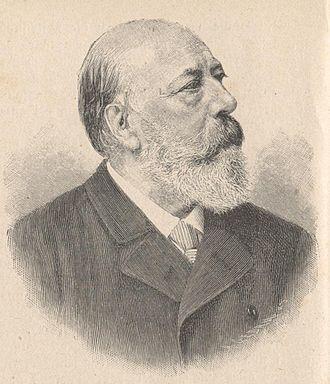 Andreas Achenbach - Andreas Achenbach, from  Die Katholische Welt (1896)