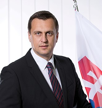 2016 Slovak parliamentary election - Image: Andrej Danko