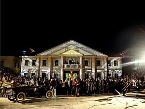 Andrićgrad - Image: Andricgrad during opening ceremony
