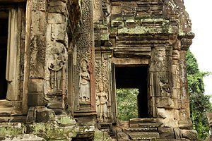Thommanon - Image: Angkor Thommanon 2009b