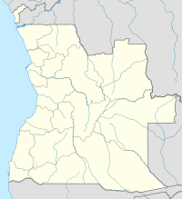 Lobito is located in Angola