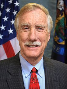 Image illustrative de l'article Angus King