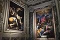 Annibale Carracci e Caravaggio, Cappella Cerasi 3.jpg