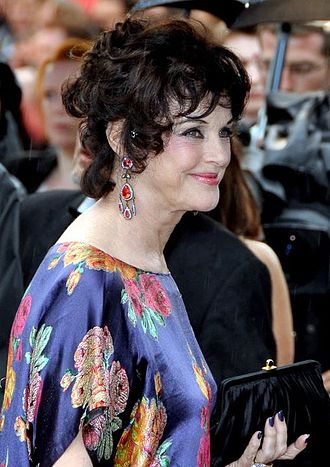 Anny Duperey - Anny Duperey at the 2012 Cannes Film Festival