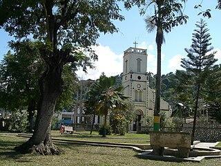 Anse-dHainault Commune in GrandAnse, Haiti